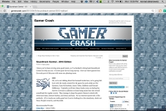 Gamer Crash