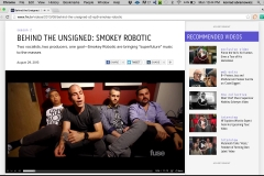 Behind the unsigned