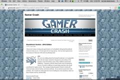 Gamer Crash